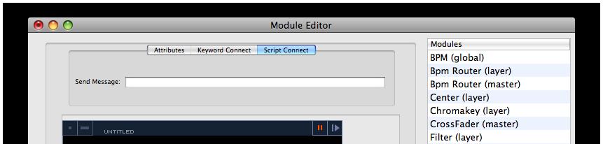 Modules Manual for Modul8